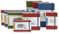 Global Art Hand Book Artist Journals