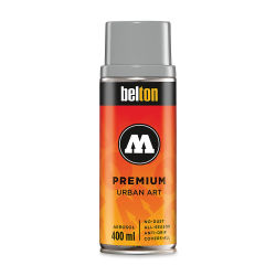 Molotow Belton Spray Paint - 400 ml Can, Gray Blue Middle