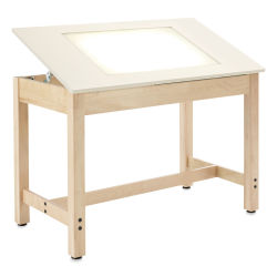 Diversifed Woodcrafts Art and Drafting Light Table