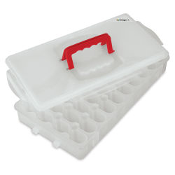 KingArt 40-Well Plastic Storage Palette