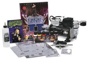 Craig Fraser's Magic Box of Tricks Set by Iwata