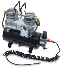 Whisper Aire Whisper Aire 2100 Compressor - Double Piston