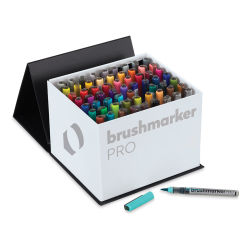 Karin Brushmarkers Pro Markers - Set of 63