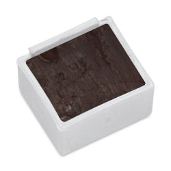 Derwent Inktense Paint Pan - Natural Brown