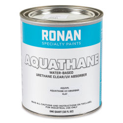 Ronan Aquathane UV Absorber - Flat, Quart