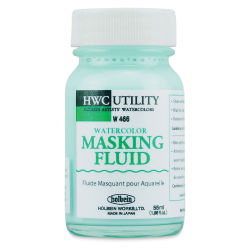 Holbein Watercolor Masking Fluid - 55 ml Jar