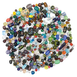 Economy Glass Bead Assortment