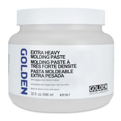 Golden Extra Heavy Gel / Molding Paste - 32 oz jar