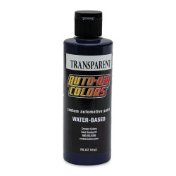 Createx Auto Air Color - 4 oz, Transparent Cobalt Blue