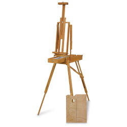Blick French Easel by Jullian - Half Box
