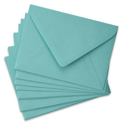 Blick Stationery - A7 Envelope, Pool, 5-1/4'' x 7-1/4'', Pkg of 10