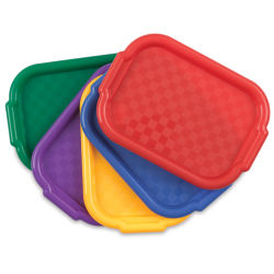 Richeson Multicolor Art Trays - Set of 5