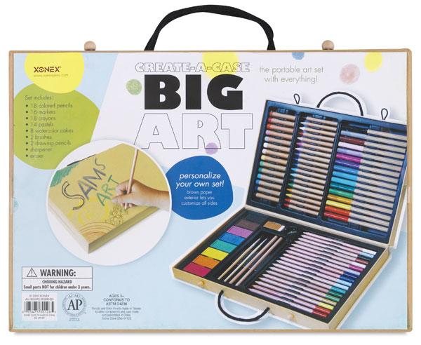 30126 1 Count Xonex Big Art Set