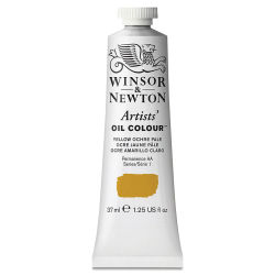Winsor & Newton Artists' Oil Color - Yellow Ochre Pale, 37 ml tube