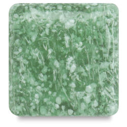 Mosaic Studio Venetian Glass Tiles - 3/8'', Emerald, 8 oz