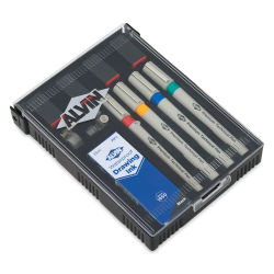Alvin Technical Pen Set - Set of 4 Pens