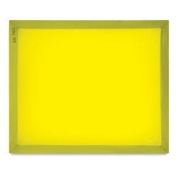 "Speedball Screen Printing Frame - 305 Mesh, Yellow, 20"" x 24"""