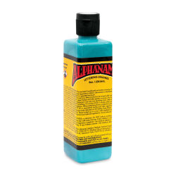 Alpha6 Alphanamel Lettering Enamel - Light Teal, 236.6 ml, Bottle