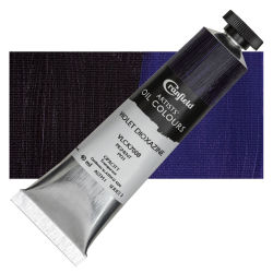 Cranfield Artists' Oils - Violet Dioxazine, 40 ml, Tube