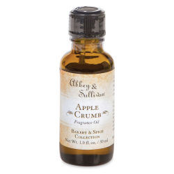 Abbey & Sullivan Fragrance Oil - Apple Crumb, 1 oz