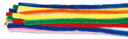 Creativity Street Colossal Stems - 5/8'' x 19-1/2'', Assorted Colors, Pkg of 50