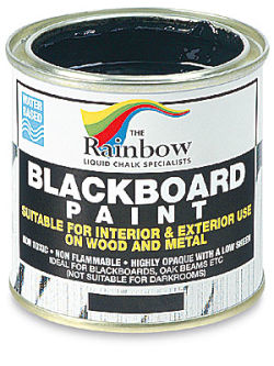 Rainbow Blackboard Paint - 250 ml Can