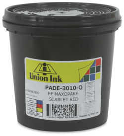 Union Maxopake Liberty Series Ink - Quart, Extender Base