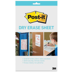 3M Post-it Super Sticky Dry Erase Surfaces