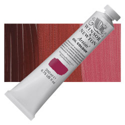 Winsor & Newton Artists' Oil Color - Permanent Alizarin Crimson, 200 ml, tube