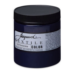 Jacquard Textile Color - Periwinkle, 8 oz jar