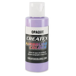 Createx Airbrush Color - 2 oz, Opaque Lilac