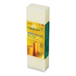 Country Lane Premium Beeswax - White, 1 lb