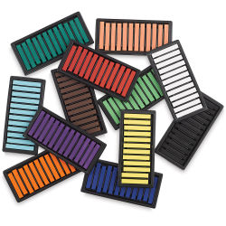Blick Studio Pastels, Class Pack of 144