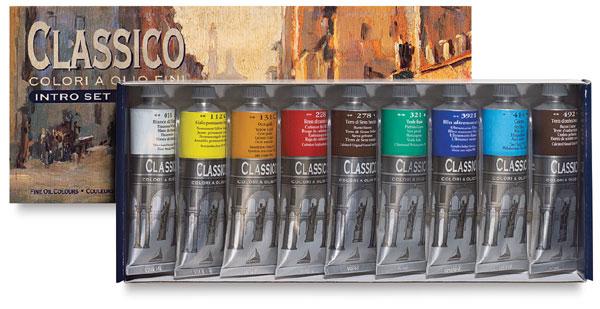 Maimeri Classico Oil Paints and Sets
