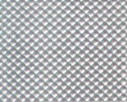 Plastruct Patterned Sheets, Checker Plate, 1:100 Scale (finished example)