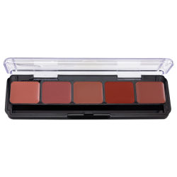 Graftobian Lip Palettes - 5 Well Specialty