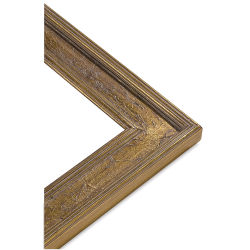 Blick Concerto Wood Frame - 11'' x 14'' x 1/2'', Distressed Bronze