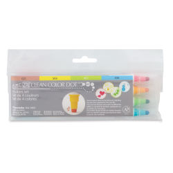 Zig Clean Color Dot Markers and Sets - Set of 4