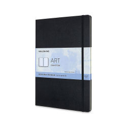 Moleskine Watercolor Notebook - 11-3/4'' x 8-1/4'', Portrait, 60 Pages
