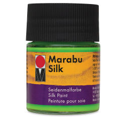 Marabu Silk Paint - 50 ml Bottle, Reseda