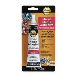 Aleene's Mixed Media Adhesive - 1.5 oz (44 ml)