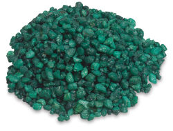 Crushed Pebbles - 5 lb, Green