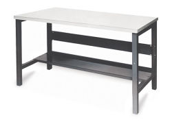 Debcor Ceramic Work Table - 24'' x 48''