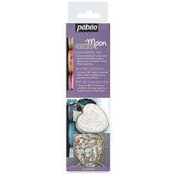 Pebeo Fantasy Moon Paints - Discovery Set of 6, 20 ml