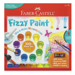 Faber-Castell Art Kit - Fizzy Paint Kit