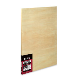 Blick Premier Wood Panel - 36'' x 48'', 1-1/2'' Gallery Profile, Cradled