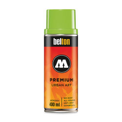 Molotow Belton Spray Paint - 400 ml Can, Might Green