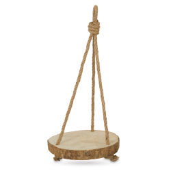 Creative Co-Op Hanging Wood Tray