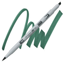 Tombow ABT PRO Alcohol Marker - Hunter Green, P249