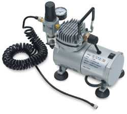 Whisper Aire Whisper Aire 1000 Compressor - Single Piston